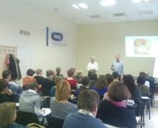 EPSU tréning