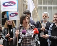 Az Akciószövetség mai sajtótájékoztatója