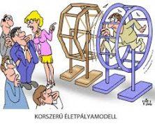 A közszolgálati életpálya modellek…
