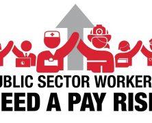 Fizetésemelés – Szakszervezeti kampány
