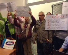 Akció Miskolcon – KKDSZ az ifiházért