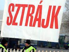 Sztrájk