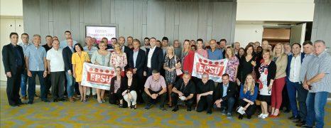 Összefoglaló az EPSU 22. regionális találkozóról (Belgrád, 2019. szeptember 4-5.)