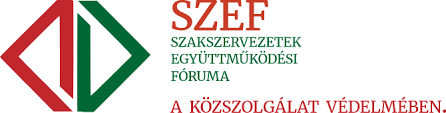 A SZEF ÜT levele